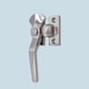 Sealed soundproof door pull Freezer handle oven door hinge Cold storage Industrial truck latch hardware cabinet closed tightly knob part