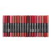 buyer test wholesale 19 Colors KISS PROOF Sexy Beauty Waterproof Lip Pencil Lipstick pen Lasting non-stick Cup