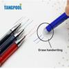 Wholesale- Pack of 12 Pcs 0.5mm Friction Erasable Gel Pen Office School Supplies Students Children Gift Free Shipping