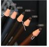 Hot Sale Easy Use Thread Pull Eyebrow Pencils Eyebrow Makeup Tools for Eyebrow Cosmetic 10pcs Lot 5 colors Free Shipping