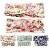 100Lots Mom and Baby Kids Girl Children Toddler Infant Print Flower Floral Bow Hairband Turban Knot Rabbit Headband Hair Band Accessories