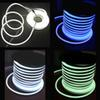 2Roll Lot AC110 AC220V SMD2835 LED Neon Strip Light 5.5W 6W LED Neon Rope Light 90LEDS 120LEDS LED Rope Light