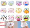 3 layers cartoon baby training pants waterproof diaper pant potty toddler panties newborn underwear Reusable training pants 12 designs