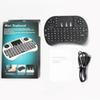 Rii Air Mouse Wireless Handheld Keyboard Mini I8 2.4GHz Touchpad Remote Control For MX CS918 MXIII M8 TV BOX Game Play Tablet Mini PC DHL