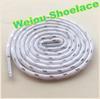 606 120cm Weiß Silber