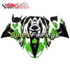 Dark Green New Injection Fairings For Kawasaki 636 ZX-6R ZX6R 09 10 11 12 2009 - 2012 Sportbike ABS Motorcycle Fairing Kit Body