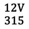 12V 315