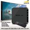 Quad-core 1G 4k 1080p HD digital Android Internet receiver smart set-top TV box connected usb hdmi WiFi network DVB with Retail packaging