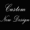 Custom New Design Motifs Hotfix Rhinestone Iron On Transfers Sticker PLS DON'T ORDER PAY BEFORE Discuss