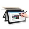 "Wholesale- VOYO Vbook A1 CeleronN3450 Quad Core 1.1-2.2GHz Win10 11.6""IPS tablet pcs Screen With 4GB DDR3L 32G+128GB SSD YOGA Pad"