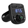 Car MP3 Audio Player Bluetooth Car Kit FM Transmitter Handsfree Calling 5V 4.1A Dual USB Car Charger Phone Charger for iphone samsung huawei