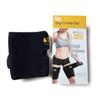 1Pair Sweet Sweat Adjustable Trimmer Belt Kneepad Muscle Protective Leggings Running Thigh Trimmer Belts Legwarmers Sports Training 3006010