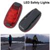 Sport LED Safety Lights Clip on Strobe Running Cycling Dog Collar Lights 3 Modes Bike Tail Lights, Warning Light DHL Free OTH333