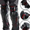 1pair Original Motorcycle Motocross Racing motorcycle Knee Protector Knee Guards MX Knee Pads Protective Gears hot selling