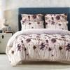 2018 New bedding set dovet set in water color print flower pattern dovet cover and pillow cases free shipping