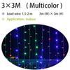 3X3M Multicolor