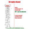 36 Главы Dia75cm Круг Базовые