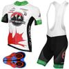 Hot Sale 2017 Rocky Mountain Cycling Jerseys Short Sleeve Bike Wear + 9D Gel Padded Bib Shorts MTB Ropa Ciclismo Can Mix Size