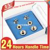 New Replacement Fits All Microdermabrasion Diamond Stainless Wands Skin Rejuvenation Facial Care Device 6Pcs Diamond Tips