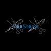 YS-S8303 7.6quot; W x 3quot; H