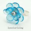Acrílico azul Flor