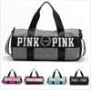 Bags For Women Luxury Handbags Pink Letter Large Capacity Travel Duffle Striped Waterproof Beach Bag Shoulder Bag