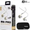 MEE Audio M6 PRO Noise Canceling 3.5mm HiFi In-Ear Monitors Earphones with Detachable Cables Sports Wired Headphones Wholesale 3008009