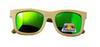 النظارات الشمسية الخضراء فقط
