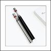 New Arrival 510 E Cigarette Ceramic Coil Disposable Vape Pen No Leaking Empty Cartridge 0.3ml 0.5ml Free Shipping