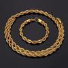 SN047-oro della collana dei braccialetti