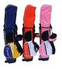 Tigeroar Junior Kids Children golf clubs half set with bag Right Handed Graphite shafted Blue Pink Orange Cheap High Quality Golf Clubs