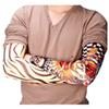 New Nylon Elastic Fake Temporary Tattoo Sleeve Designs Body Arm Stockings Tatoo for Cool Men Women