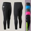 Girl sports trousers Yoga Pants Running Sport Tights Women Fitness clothes Slim Fit Gym Leggings Spandex Sport Trouser for Women