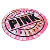 New Arrival 160cm Pink Round Beach Towel Microfiber Absorbent Quick Drying Towels Swimming Bath Sports Towels Picnic