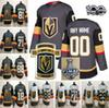 Vegas Golden Knights Final Hockey Jerseys 29 Marc-Andre Fleury Marchessault Erik Haula Neal William Karlsson Nate Schmidt White Gray S-3XL