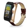 Dynamic color screen heart rate blood pressure blood oxygen monitoring smart bracelet separate Bluetooth headset voice dialing motion step