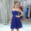 MAGGIEISAMAZING Wholesale sweetheart exposed boning a line Formal Dresses sleeveless Bridesmaid Dress with short length CYH0000B051