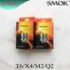 Authentic SMOK TFV8 X-Baby Coil Head Q2 M2 X4 T6 Vape Core Replacement Coil 100% ORIGINAL SMOKTECH
