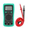 Digital Multimeter EM33D AC DC 600V 1999 Counts Backlight Data Hold NCV Voltage Detection Overload Protection 3 1 2