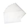 100pcs lot Blank Translucent vellum envelopes DIY Multifunction Gift card envelope Wholesale