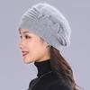 قبعة رمادية