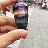 Rainbow fluorite6-7cm
