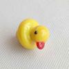Gorra de pato amarilla (22 mm OD)