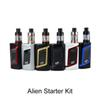 Top quality Alien Kits VW TC 220W(ACTUAL 90W) Box Mod 3ml TFV8 Baby Beast Tank V8 Baby-Q2 T6 X4 T8 Coil