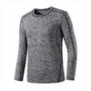 Newest Brand Exercise & Fitness Sweatshirt Mens Outdoor Sports Long Sleeves T shirts Spring&Autumn Running Gym Shirts