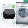 4pcs set High Quality Washing machine shock pads Non-slip mats Refrigerator Anti-vibration pad