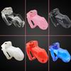 Amazing Price small Cage The 100% Biosourced resin chastity device Sexy Toys For Man A239