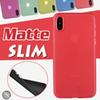0.3mm Ultra Slim Matte Frosted Colorful Transparent Clear Soft PP Cover Case For iPhone XS Max XR X 8 Plus 7 6 6S Samsung Galaxy S9 S8 Note