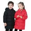 Down Jacket For Girls Boy Coat Children's Down Jackets For Boys Girl Winter Jackets Kids Outer wears Coats Parkas YC081403