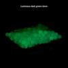 Luminous green about 6mm
